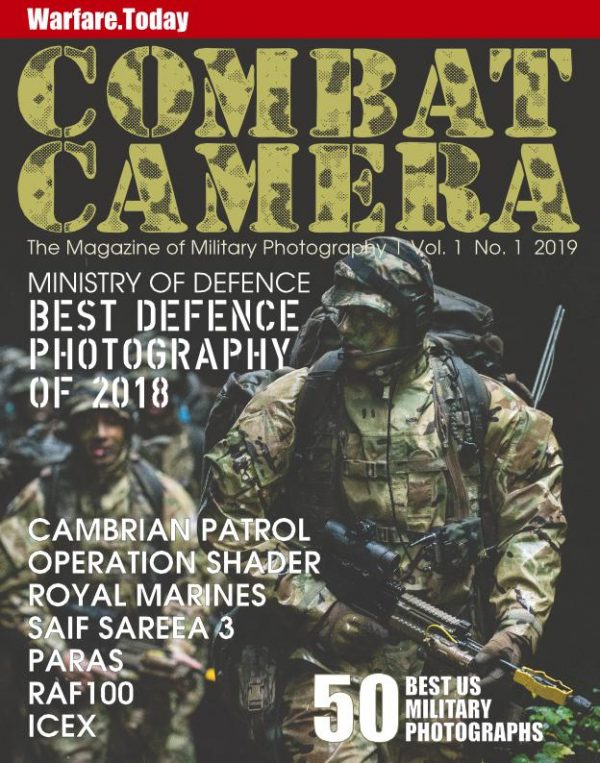 Combat Camera - The Magazine of Military Photography, Vol 1 No 1 (2019)