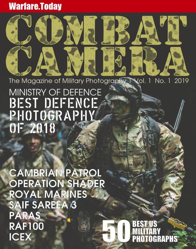 Combat Camera Vol  1 No  1 (2019)