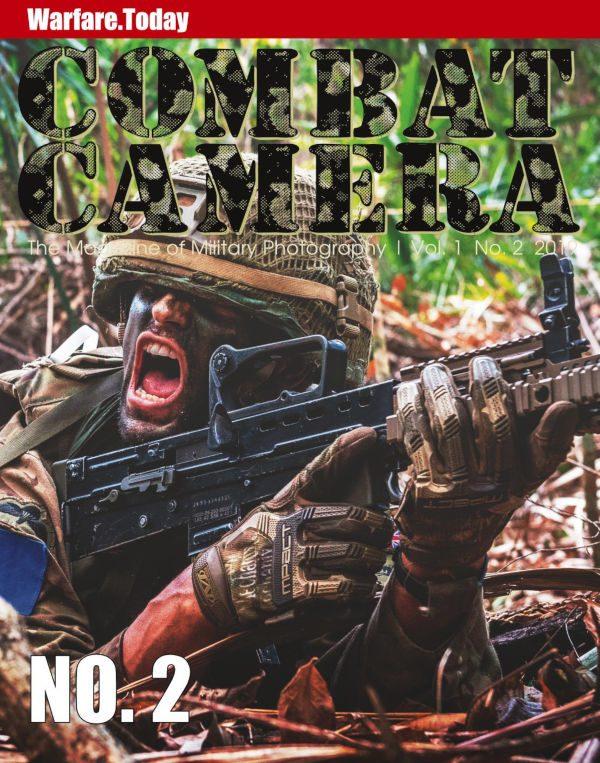 Combat Camera Vol 1 No 2 (2019)[cover]