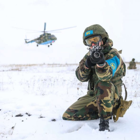 Russian Armed Forces, Airborne Troops and Belarus Special Forces (March 2019) [1180]